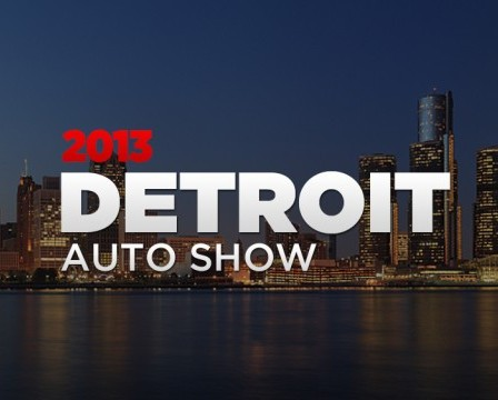 Detroit Auto Show on Twitter and Facebook