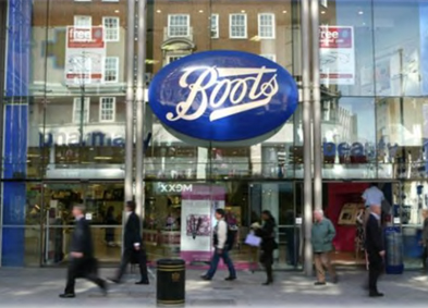 Boots Company Acquired by Walgreens'