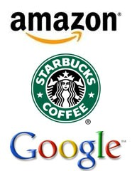 MPs to Question Starbucks, Google and Amazon over Tax