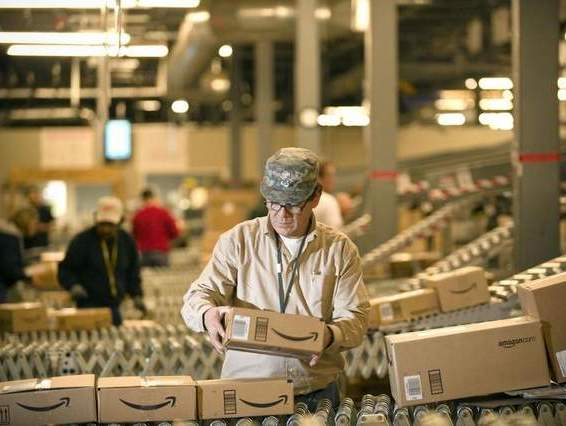 Amazon's Cyber Monday Orders Increase This Year as Compared to Last Year