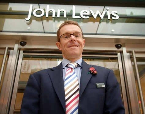 John Lewis's Boss Andy Street Apologises for His Remarks about France
