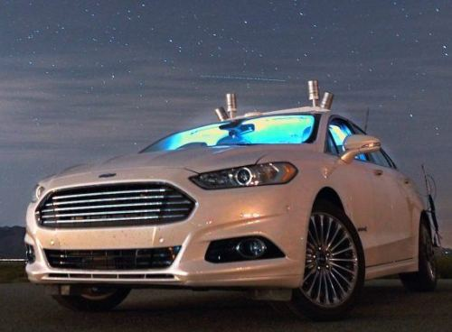 Ford bets $1bn on autonomous car start-up