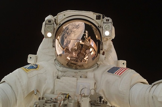 astronaut from nasa - photo #13