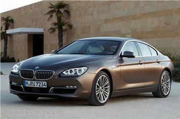 BMW Four-Door Diesel Coupe Launched in India