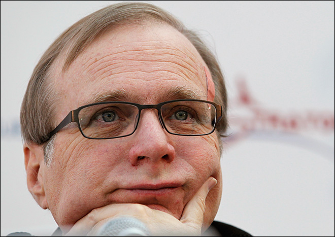 $100 million pledged by Billionaire Paul Allen in Ebola fight