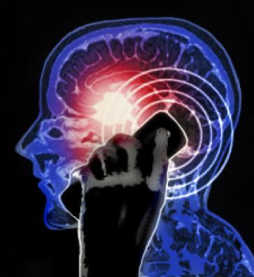 Brain gets affected by mobile phones