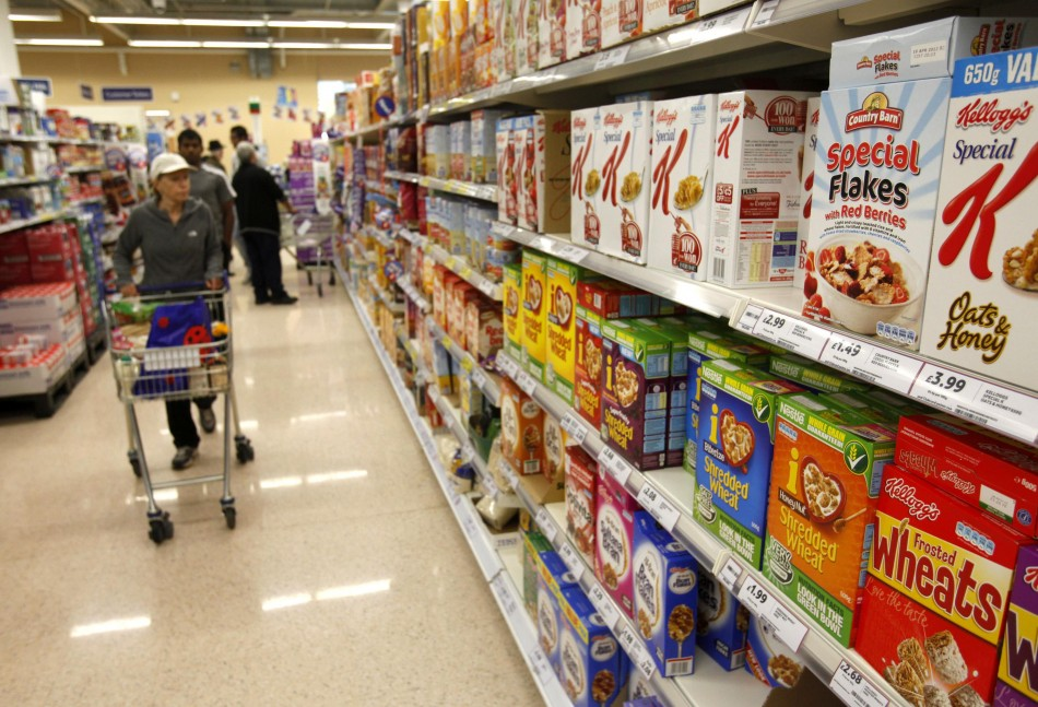 Consumer Price Inflation in Control in UK; Property Prices Rise