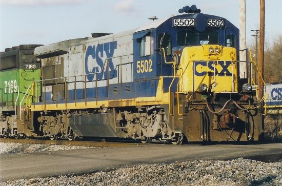 CSX Faces a Tough Road Ahead with Weak Energy Markets and Dropping Commodity Price