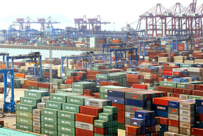 Despite Low Expectations, Chinese Exports Up by 21.8% in February