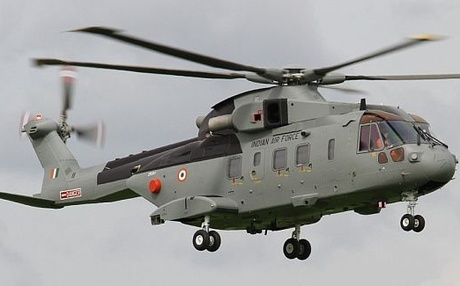 India cancels AgustaWestland VVIP chopper deal