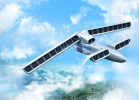 DARPA Unveils Its Revolutionary New VTOL X-Plane LightningStrike