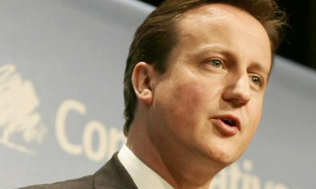 Doctor Disappears After Angrily Confronting David Cameron