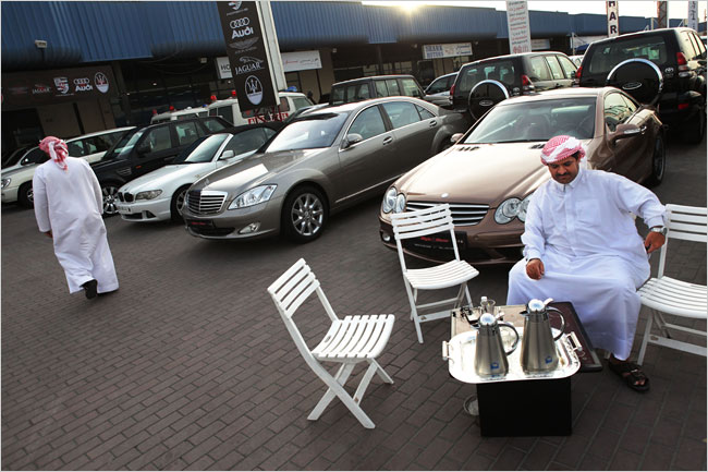 Car manufacturers decline selling faulty cars in UAE