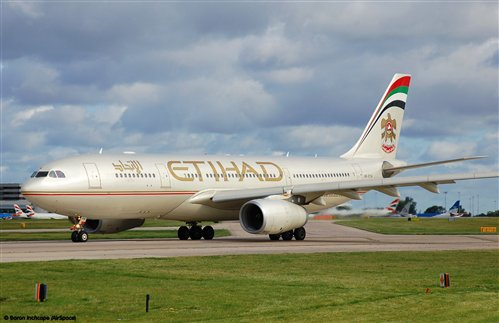 Etihad hopes to return to profit next year