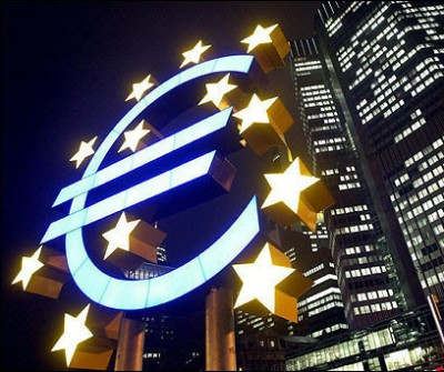 Bank Sector in the Euro Zone Drop Knocking Back European Shares on Monday