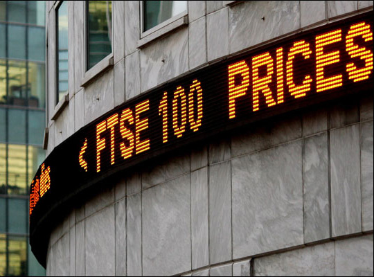 FTSE Reports Weekly Loss, Still Rebounds