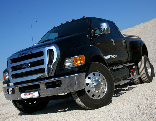 Ford to build its new F-650 and F-750 trucks at Ohio Assembly Plant in Avon Lake