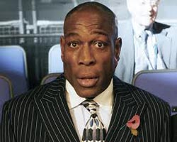 Frank Bruno Looking Forward to Change Health System for Mentally-Ill People at NHS