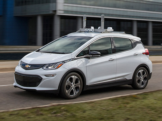 GM reportedly planning to build & test thousands of self-driving cars