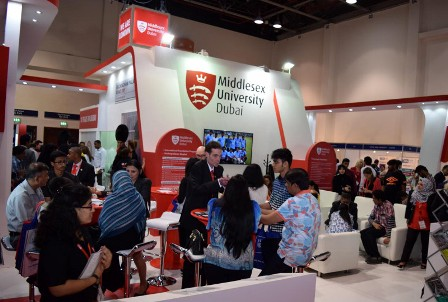 Gulf Education and Training Exhibition opens in Dubaion Wednesday