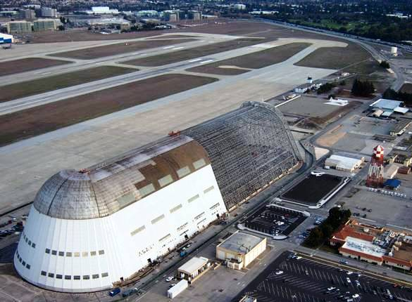 Google to Use Former NASA Air field for Space Research