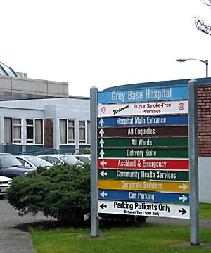 Health and Disability Commission Criticizes Grey Base Hospital