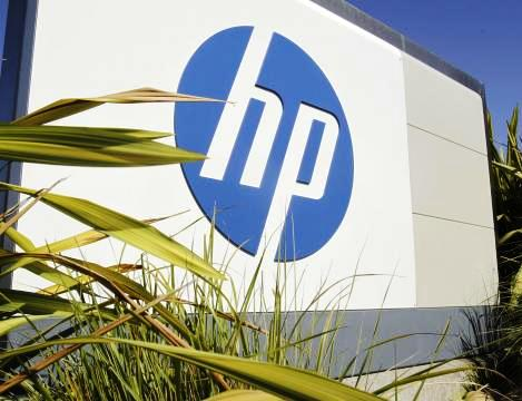 Hewlett-Packard's Shares Fall as the Company Announced Lower than Expected Revenue Projection