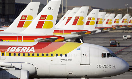 Iberia Announces 4,500 Job Cut