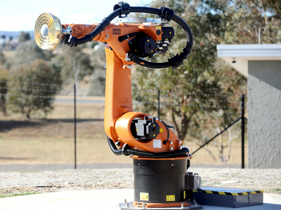 Industrial Robots From Germany to Live in Australia
