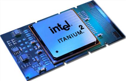 Intel Launches Latest Version of Itanium Server Processor