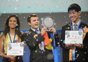 19-year-old High School Student Wins Intel Science Fair for Self-Driving Car Technology