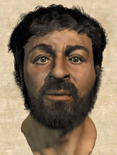 BBC Program Constructs Jesus Christ's Face Using Advanced Techniques