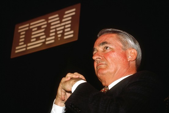 Former IBM Chief, John Akers Passes Away at 79