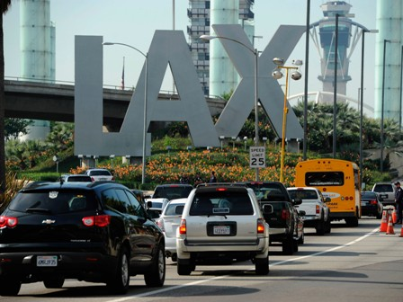 Record Number of Travelers Expected during the Holiday Season this Year; Los Angeles International Airport will be the Busiest