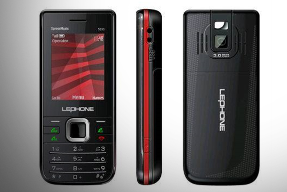 Lephone introduces triple SIM mobile handset, A10 in India