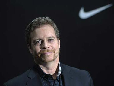 "Mark Parker: Nike shifting focus to software development; ""excited"" about future plans with Apple"