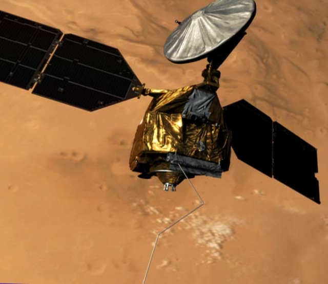 India's Mars Orbiter Successfully Completed Its First Trajectory Correction Manoeuvres