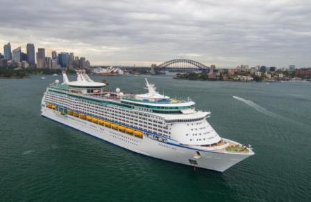 Maryland Port Administration Announced Royal Caribbean will Continue Year-round Cruises from Baltimore through 2020