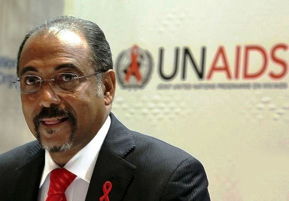 Executive Director of UNAIDS, Michel Sidibé