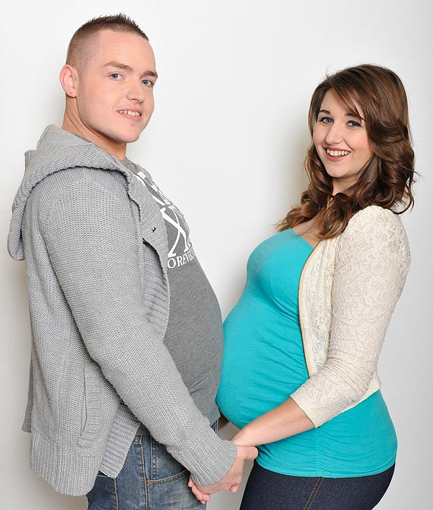 Man Suffering From Unusual Condition, Feels Like A Pregnant Woman