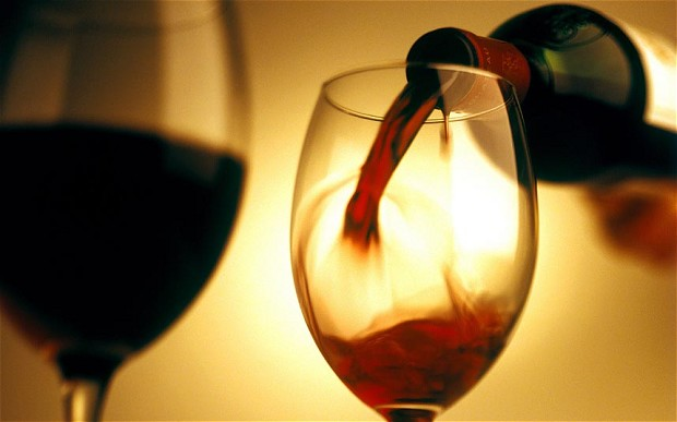 Moderate wine drinkers less likely to be depressed