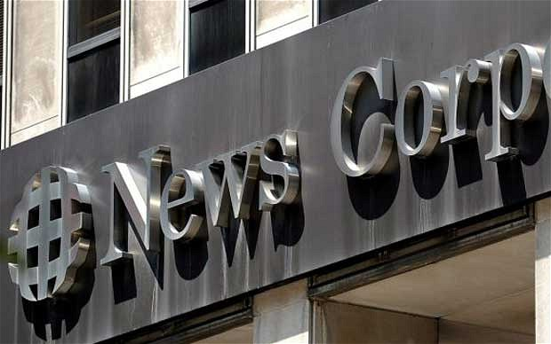 News Corp Reports Two Percent Increase in Revenue