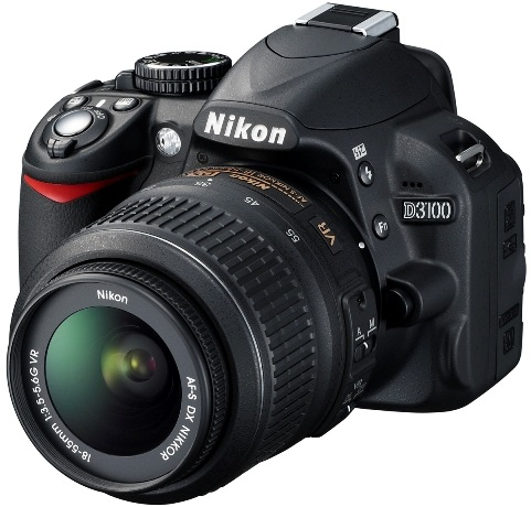 Photos   Nikon D3100 on Nikon Introduces New Digital Slr Camera  D3100   Topnews Arab