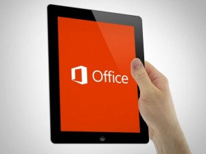 Microsoft will reportedly launch its Office for iPad version in first half of 2014