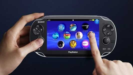 Sony Launches On-the-Go PS Game Player