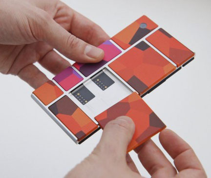 3D Systems is exploring 'conductive ink' to create circuitry for Google's Project Ara smartphone