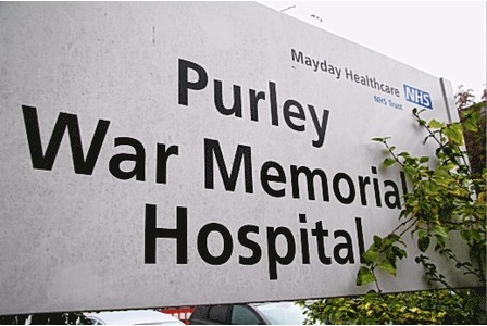 Rebuilding Purley Might Cost More than Money