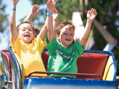 Rides Pose Great Risk to Children, Reveals US Study