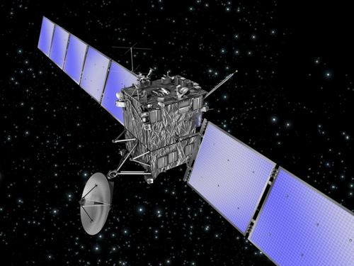 European Spacecraft Rosetta to Reveal Secrets of Comets