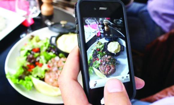 A New Smartphone App Recording Daily Episodes of Eating and Drinking